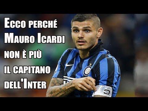 Inter: Icardi non è più il capitano. Ecco cosa è successo