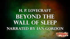 """""""Beyond the Wall of Sleep"""" by H. P. Lovecraft / A HorrorBabble Production"""
