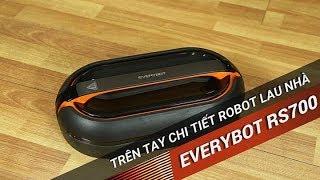 Đánh giá robot lau nhà Everybot RS700