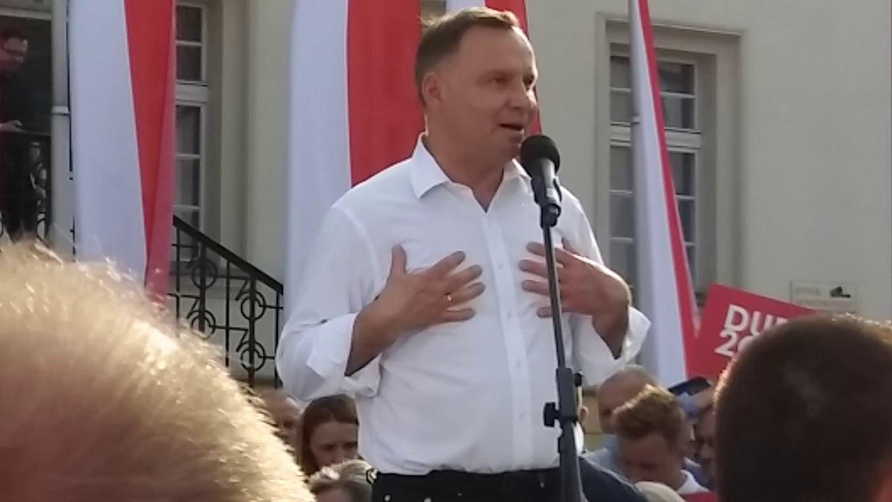 Andrzej Duda 2015-2020.... wolność realna - YouTube
