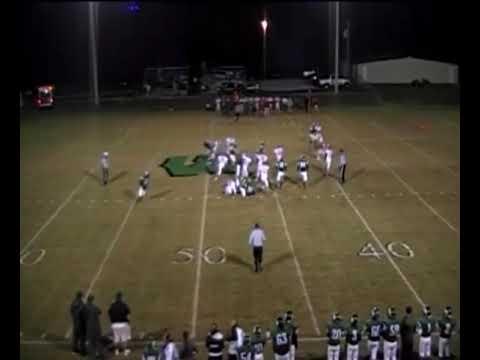 Waterloo High School vs. Vina High School Football October 25, 2013