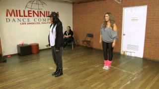 Joy gets dance lessons from Laurieann Gibson - House of Joy Ep. 7