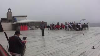 оформление свадьбы Владивосток- выездная регистрация 6 на Токаревском маяке 08.07.2017