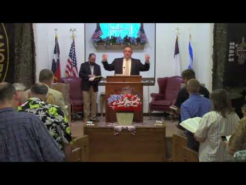 Wednesday Evening Service 9-6-2017