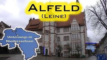 Alfeld (Leine) - Unterwegs in Niedersachsen (Folge 20)