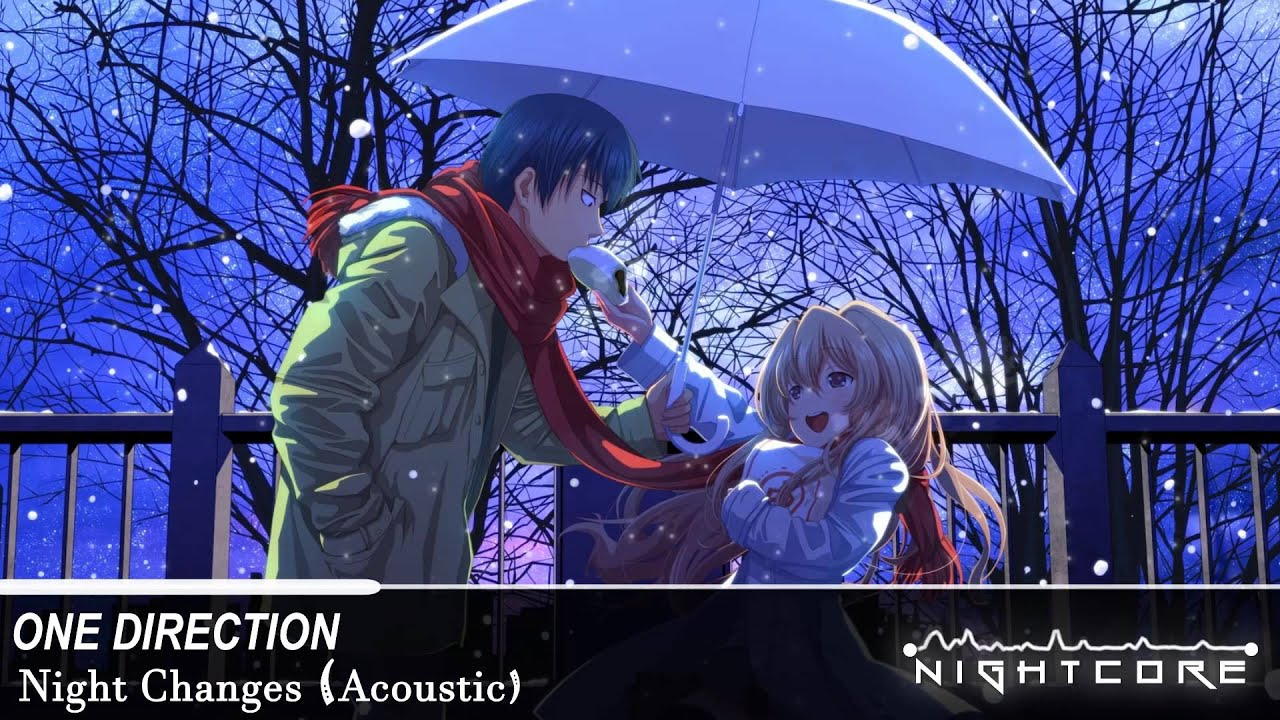 【Nightcore】Night Changes - YouTubeOne Direction Over Again Nightcore