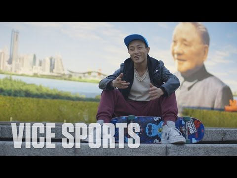 China's Skateboarding Revolution