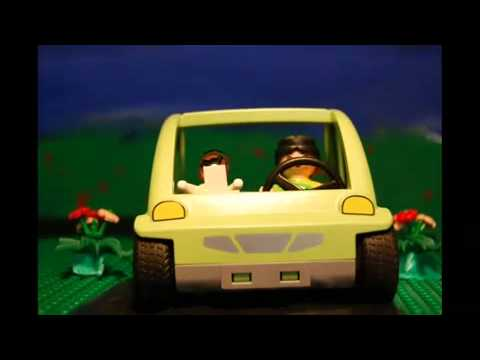 The Stopsons (Simpsons intro - Stop Motion)