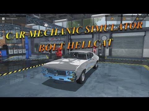 [Car Mechanic Simulator 2015] Bolt Hellcat Restauration |