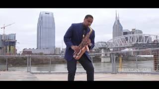 Sax In The Rain - Marcus J