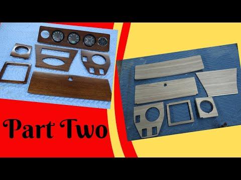 Classic Car Dashboard Restoration Part 2