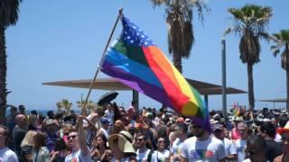 Tel Aviv Pride Parade 9.06.2017