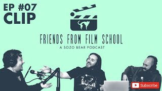 CLIP - Episode #07 of Friends From Film School (Tom Cruise ASMR)