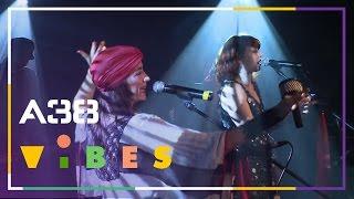 Nouvelle Vague - Dance with Me // Live 2012 // A38 Vibes