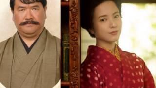 花子とアンに地主役として出演中のカンニング竹山が撮影現場の和気藹々...