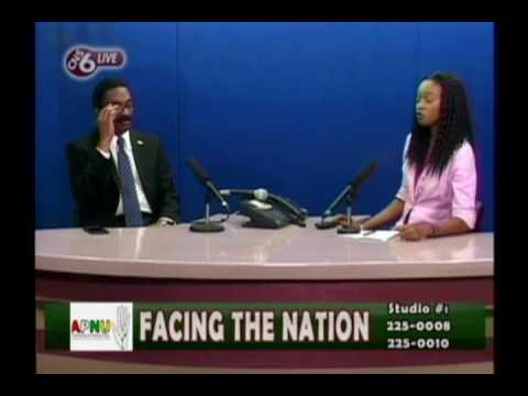 Attorney General on Guyana's justice system
