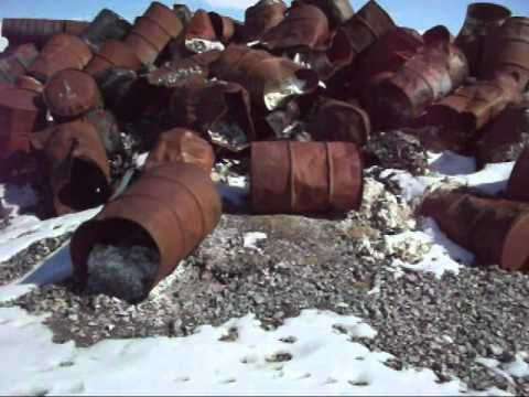 FUKUSHIMA TOXIC WASTE DUMP IN NEVADA
