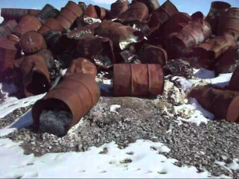 FUKUSHIMA TOXIC WASTE DUMP IN NEVADA