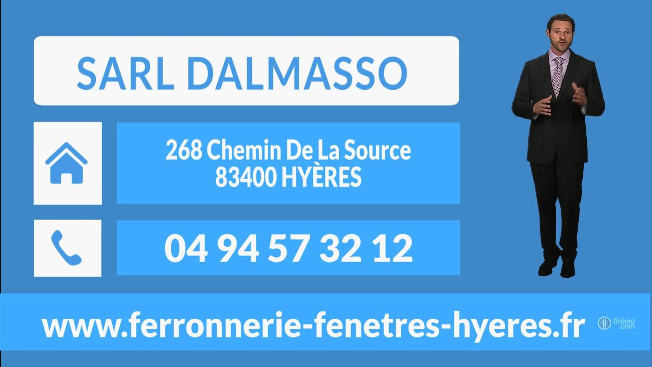 Ferronnier Dans Le Var sarl dalmasso - ferronnerie d'art à hyères 83