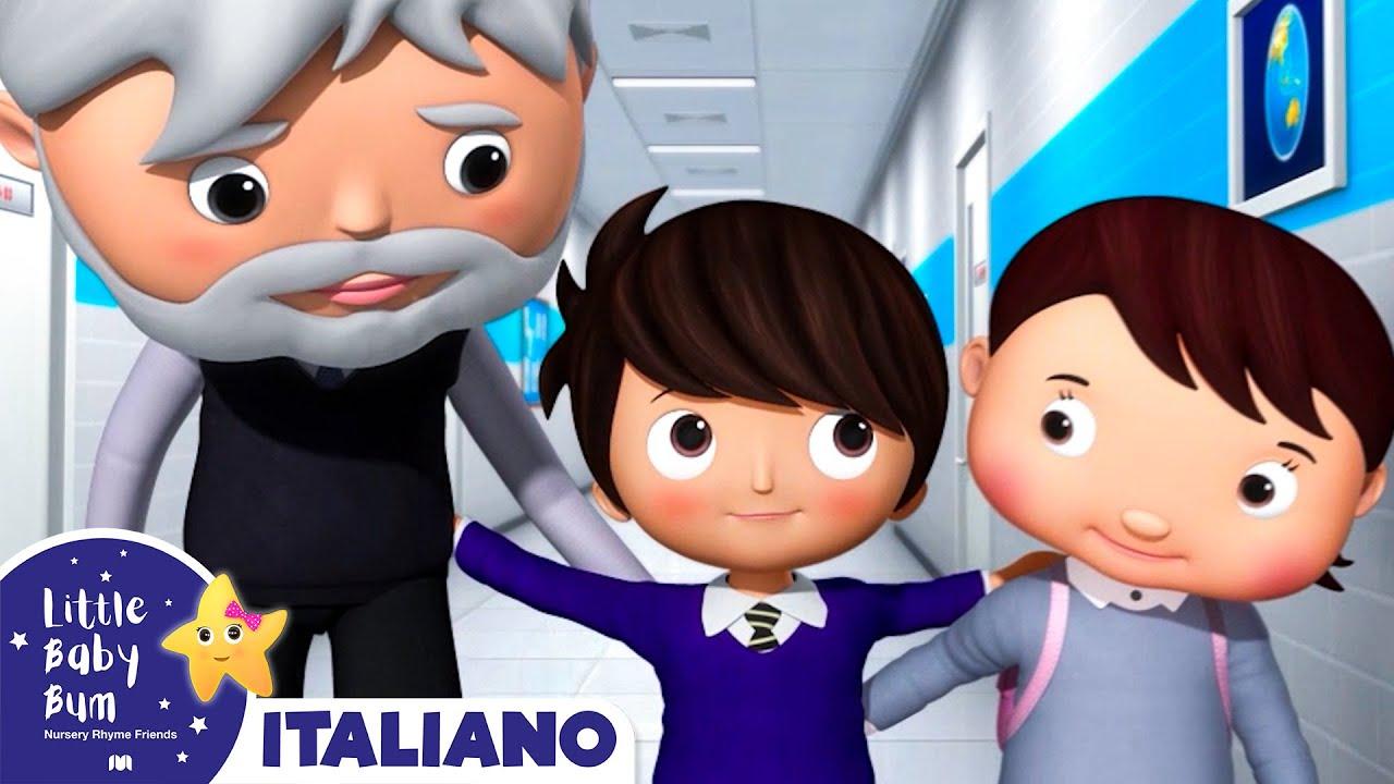 Gli incidenti capitano - Canzoni e video classici  per bebè | LBB Italiano