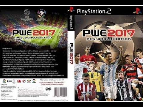download iso pes 2017 ps2