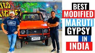 Best Modified Maruti Gypsy in india   Maruti Gypsy 2020   CarQuest