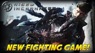 Rise of Incarnates: Free New Fighting Game!