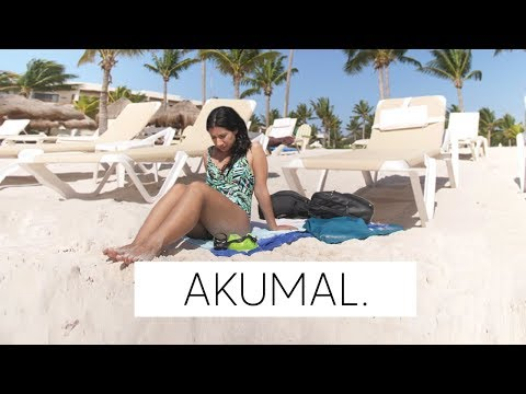 Looking For Sea Turtles In Akumal, Mexico