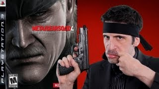 Metal Gear Solid 4: Guns Of The Patriots game review
