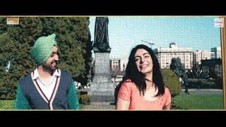 Akhiyan   Jatt & Juliet 2   Diljit Dosanjh   Full Official Music Video   Releasing 28 June 2013