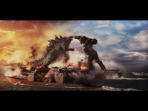 哥斯拉大戰金剛 (Godzilla vs. Kong)電影預告