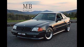 The MB Market- Blakley Leonard's 500SL 6.0 AMG