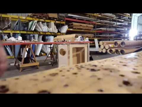 Building an Acrylic glove box. Custom Acrylic fabrication