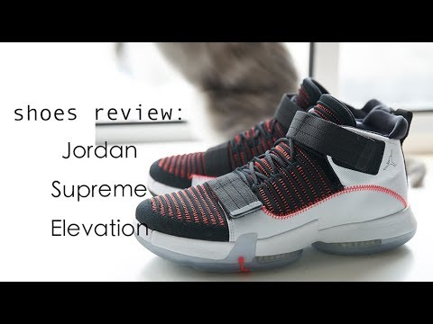 3a1c51f57d0beb New Jordan Supreme Elevation Initial Thoughts! Full-Length Zoom + ...