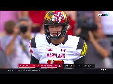 Ohio State Defense vs Maryland (2017)