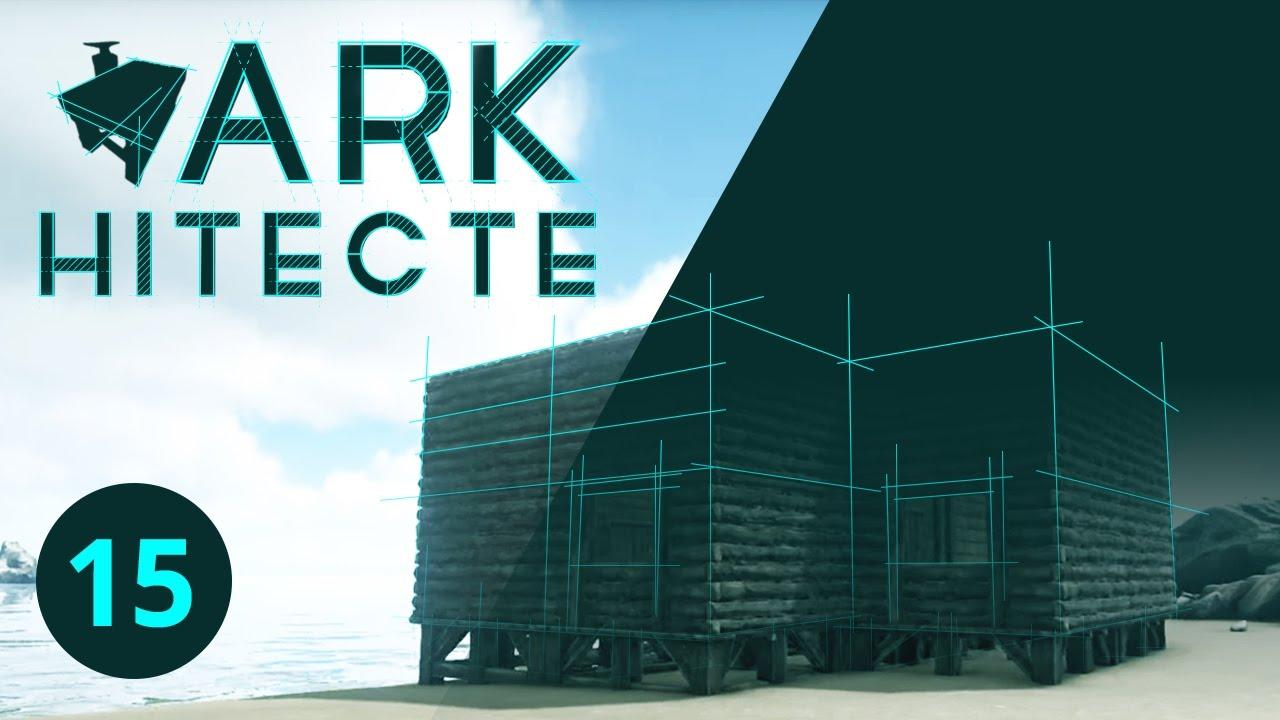 Arkhitecte Build Dune Serre Ep15 Ark Survival Evolved