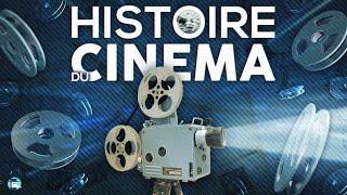 L'Histoire du cinéma, une vraie guerre ! (France, USA, Allemagne, Inde...)