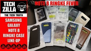 Samsung Galaxy Note 8 Ringke Case Review
