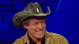 Ted Nugent Enters The
