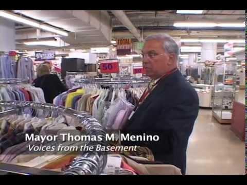 Boston Mayor Thomas M. Menino on Filene