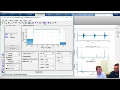 Introduction to Filter Design - MATLAB and Simulink Robotics Arena