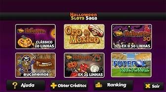 Halloween Slots Saga - Boa Sorte