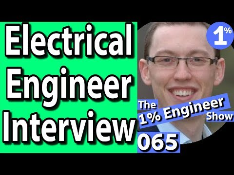 Electrical Engineer Interview | How To Be a Leader In Engine