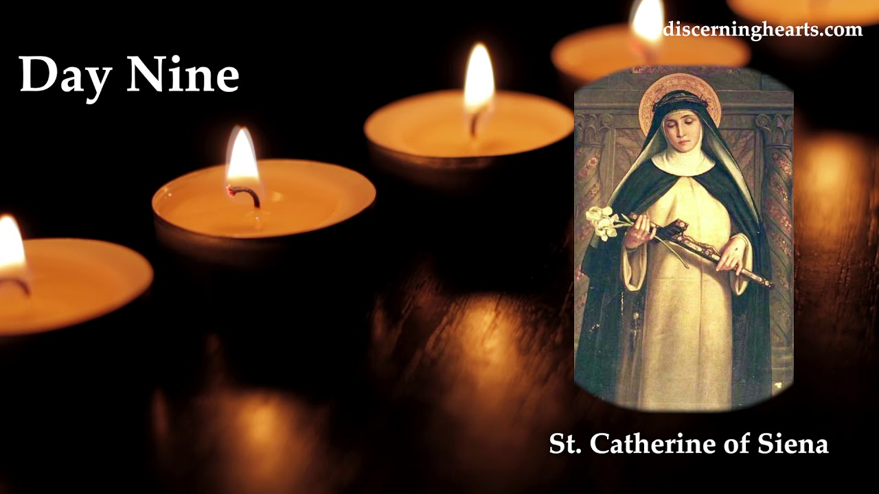 Novena to St. Catherine of Siena - Day Nine - YouTube