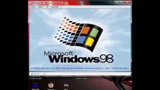 Comment installer Windows 98
