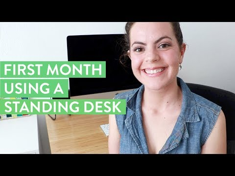 Standing Desk Review | 1 Month of Using the Fully Electric Jarvis Bamboo Desk