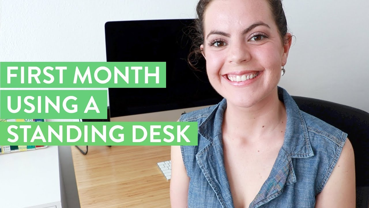 Standing Desk Review 1 Month Of Using The Fully Electric