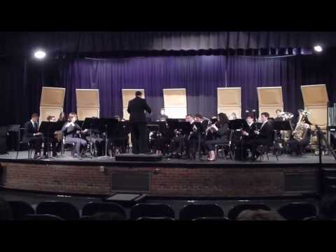 Columbia High School Honors Wind Ensemble - Suite Dreams