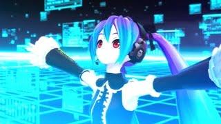 "Hatsune Miku: Project DIVA F 2nd - [PV] ""The Intense Voice of Hatsune Miku"" (Eng Subs/Sub. Esp)"