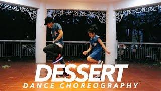 Dawin - Dessert Dance Choreography   Ranz Kyle & Niana